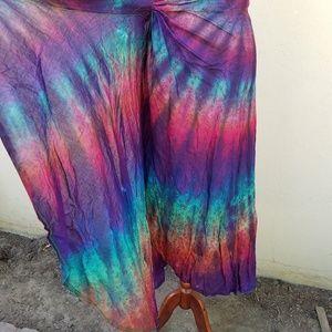 none Skirts - Rainbow wrap skirt